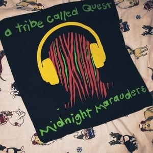 Alstyle Shirts - Vintage A Tribe Called Quest